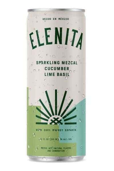Elenita Cucumber Lime Basil