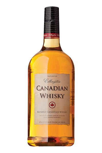 Ellington Canadian Whisky