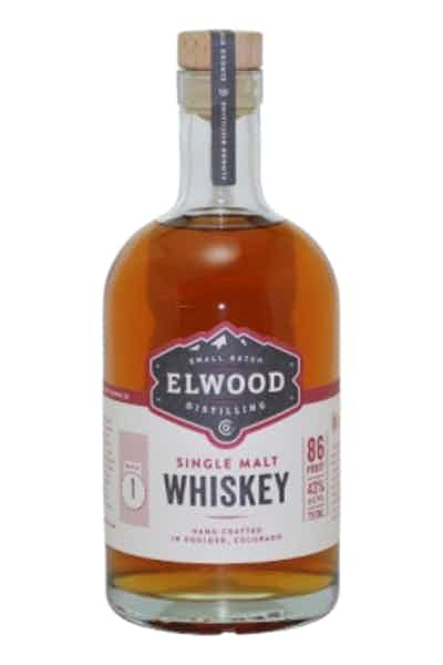Elwood Single Malt Whiskey