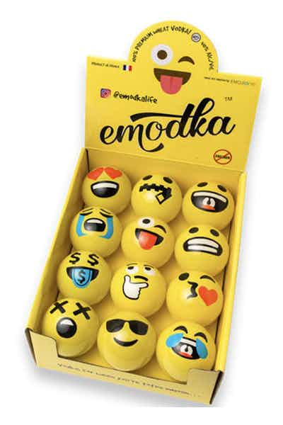 Emodka Emoji Vodka