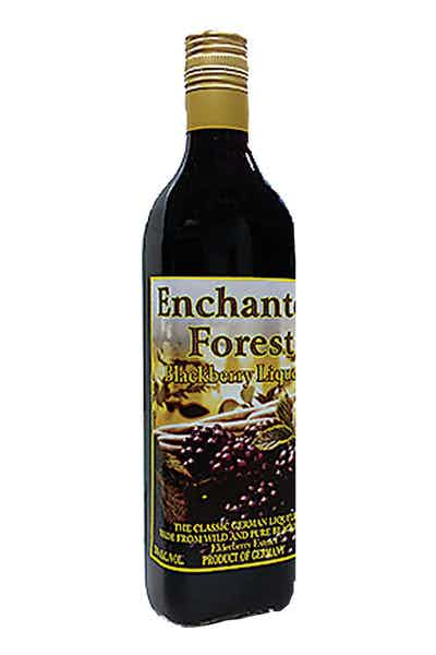 Enchanted Forest Blackberry Liquor