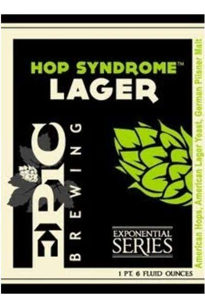 Epic Brewing Hop Syndrome