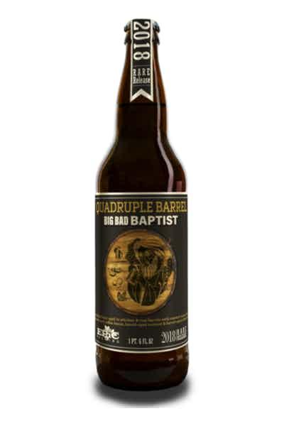 Epic Brewing Quadruple Barrel Big Bad Baptist