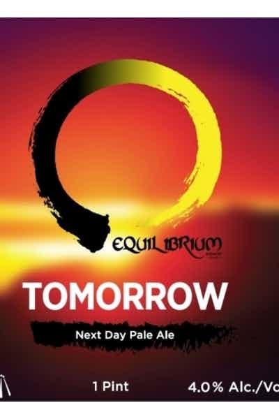 Equilibrium Tomorrow Pale Ale