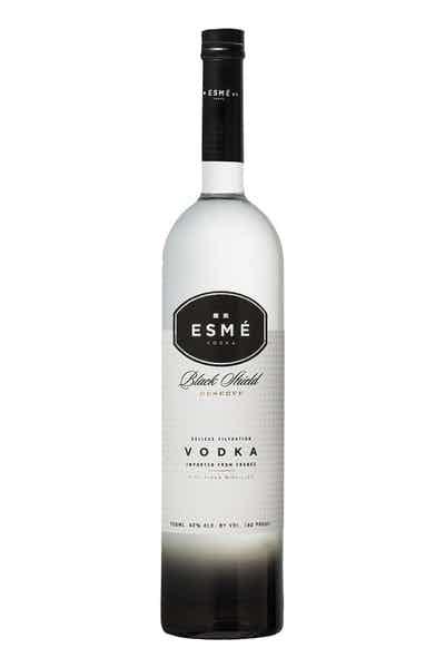 Esme Black Shield Vodka