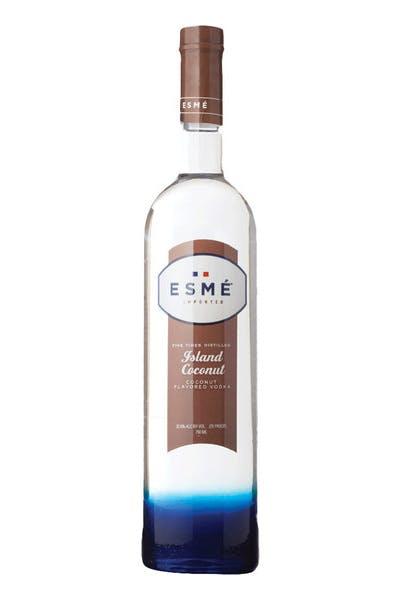 Esme Island Coconut Vodka