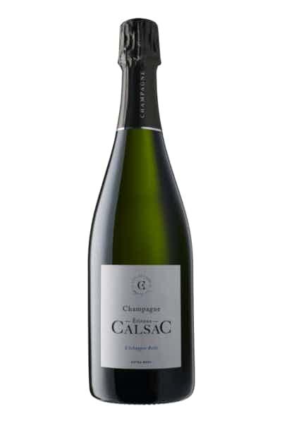 Etienne Calsac L'echappee Belle Extra Brut Champagne