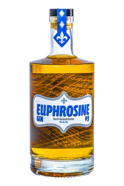 Euphrosine Gin #9 Barrel-Finished Reserve