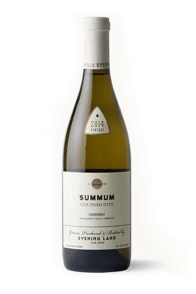 Evening Land Summum Chardonnay