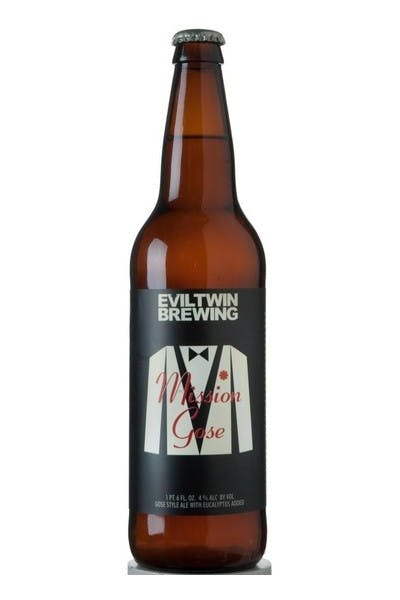 Evil Twin Mission Gose