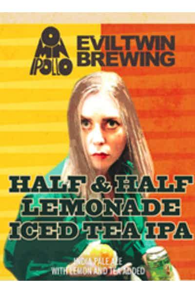 Evil Twin Omnipollo Half & Half Lemonade Ice Tea IPA