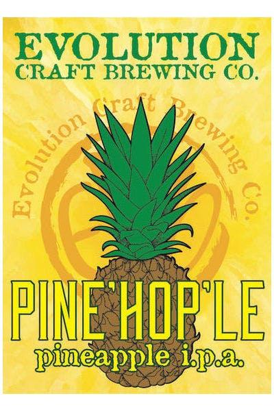 Evolution Pine'hop'le Pineapple IPA