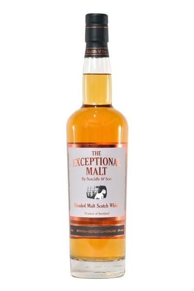 Exceptional Malt Scotch Whiskey