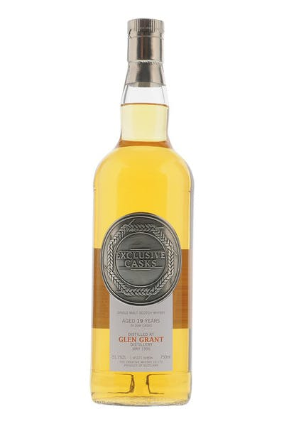Exclusive Casks Glen Grant 19 Yr