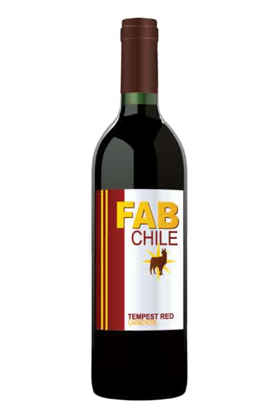 FAB Chile Tempest Red