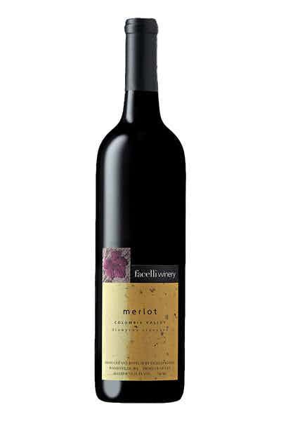 Facelli Merlot Dionysus Vineyard Columbia Valley
