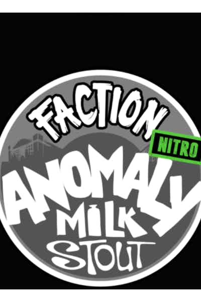 Faction Anomaly Milk Stout