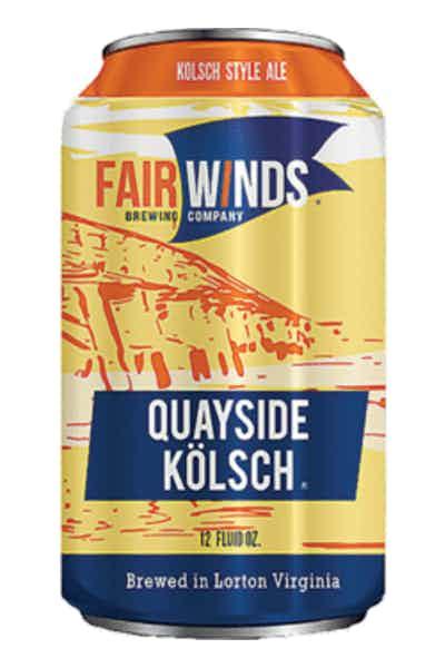 Fairwinds Quayside Kolsch