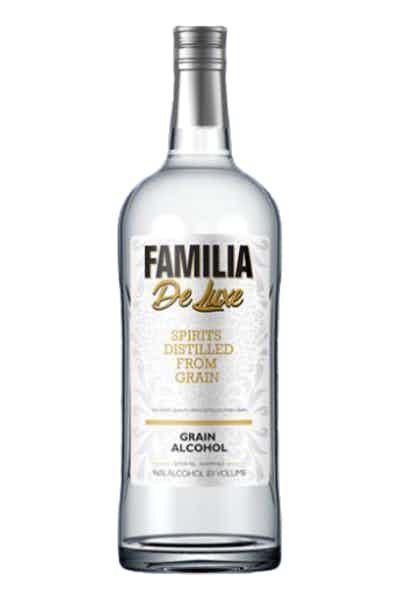 Familia De Luxe Grain Alcohol