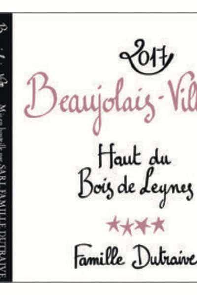 Famille Dutraive Beaujolais Villages