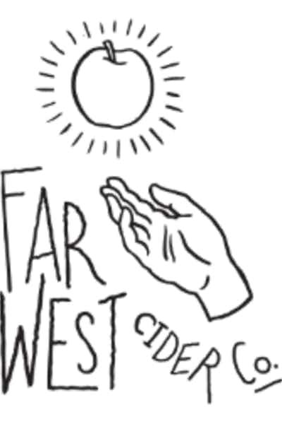Far West Roze Cider