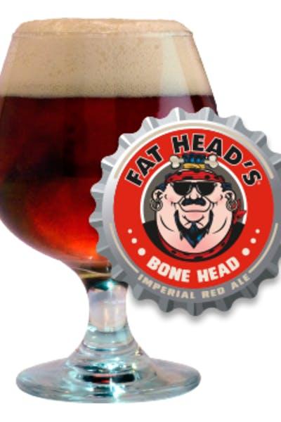 Fat Head's Bone Head Imperial Red Ale