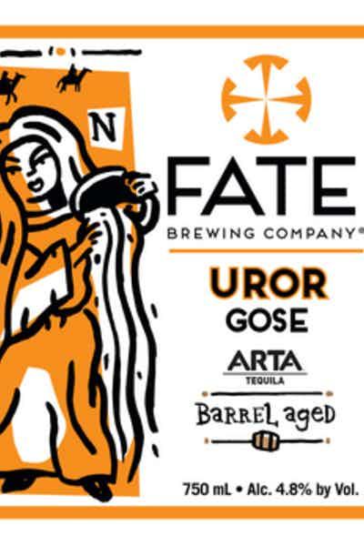 Fate Brewing Uror Barrel Aged Gose
