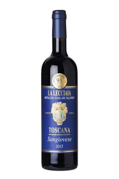Fattoria La Lecciaia Sangiovese Toscana