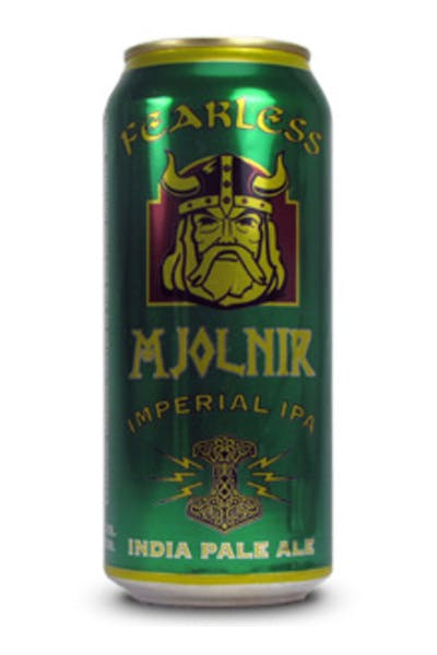 Fearless Mjolnir Imperial IPA