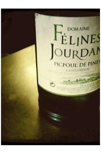 Felines Jourdan Picpoul