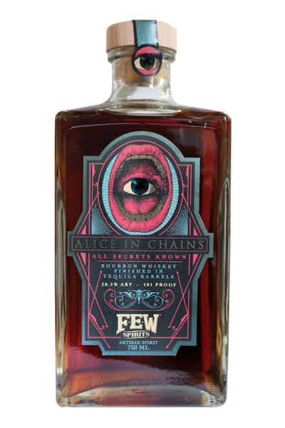 FEW Alice In Chains Tequila Reposado Barrel Finished Bourbon