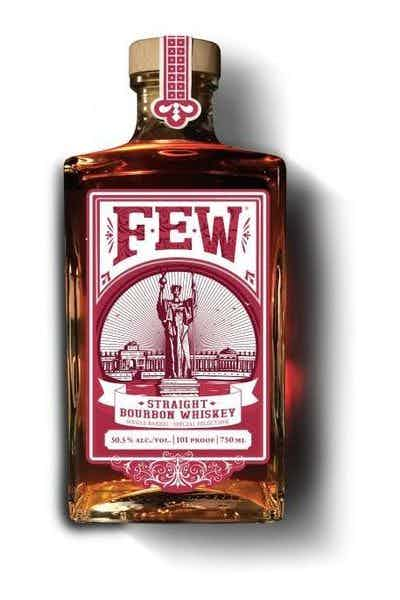 FEW Single Barrel Straight Bourbon Whiskey