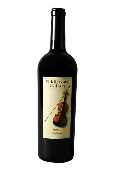 Fiddletown Cellars Old Vine Zinfandel