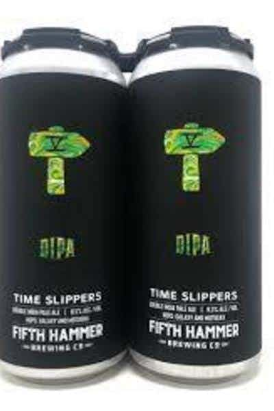 Fifth Hammer Brewing Time Slippers DIPA