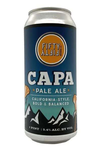 FiftyFifty Brewing Co CAPA Pale Ale
