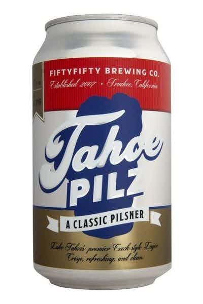 FiftyFifty Brewing Co Tahoe Pilz