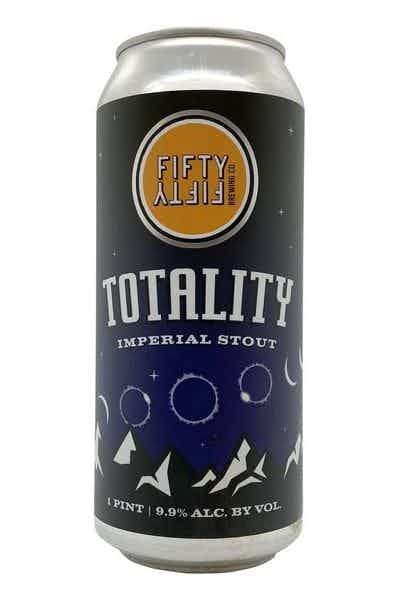 FiftyFifty Brewing Co Totality Imperial Stout