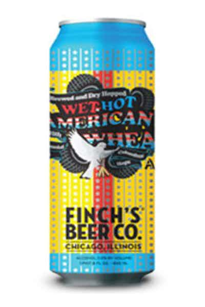 Finch's Beer Co. Wet Hot American Wheat