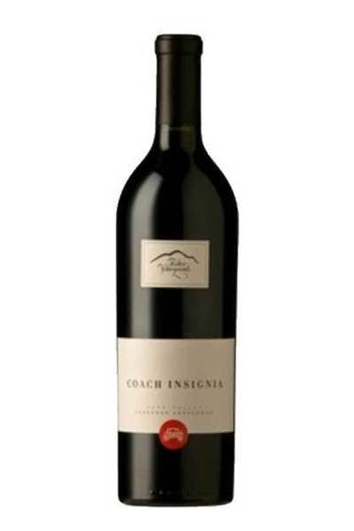 Fisher Cabernet Coach Insignia 2012