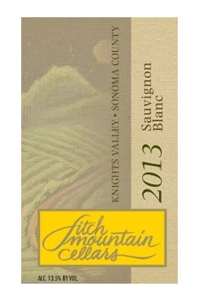 Fitch Mountain Sauvignon Blanc
