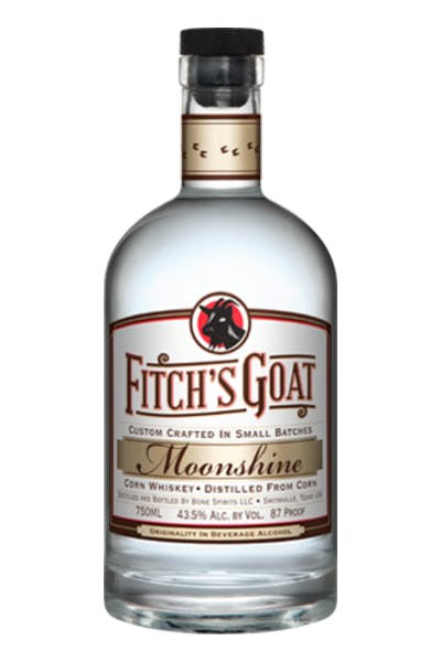 Fitch's Goat Moonshine