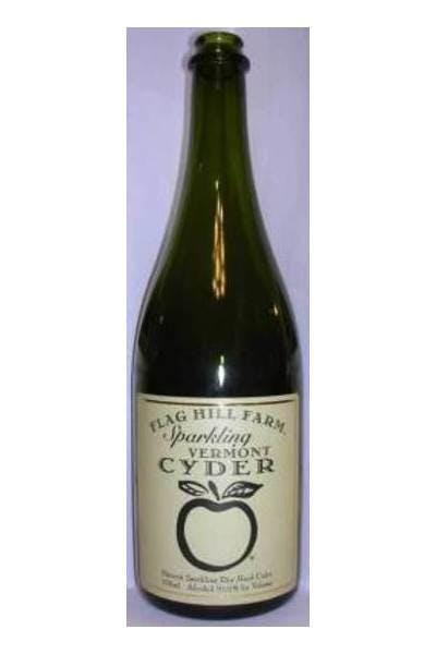 Flag Hill Farm Vermont Sparkling Cider
