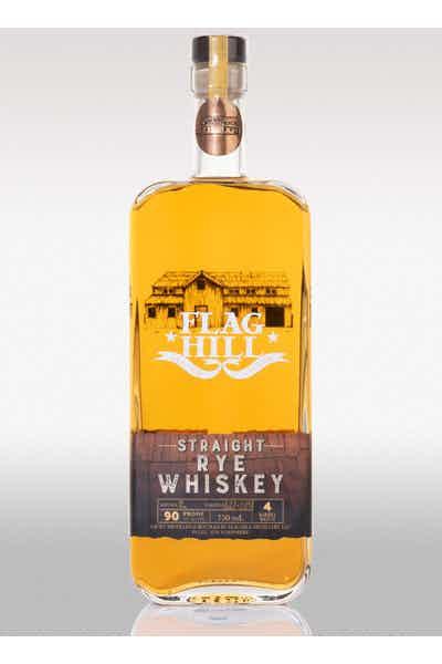 Flag Hill Straight Rye Whiskey