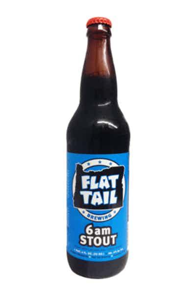 Flat Tail Brewing 6am Stout
