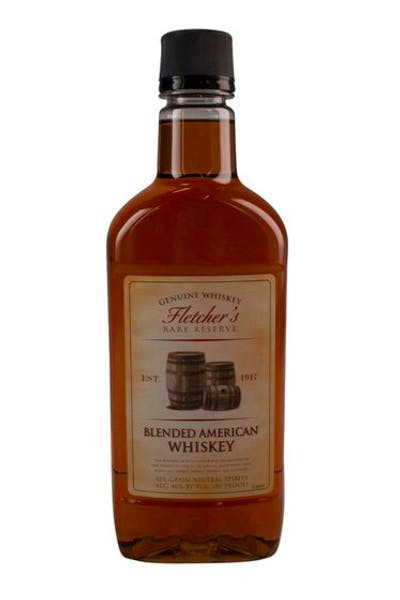 Fletcher's Blended Whiskey
