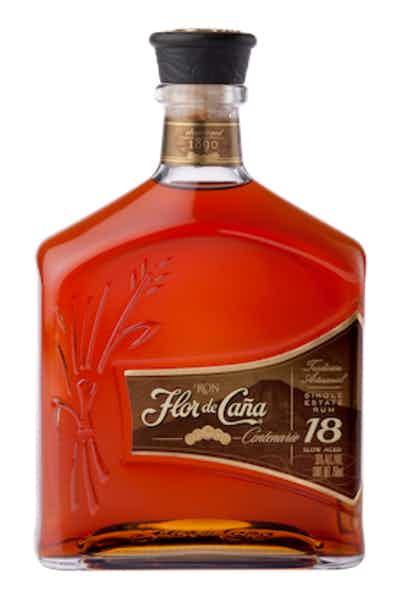 Flor de Caña 18 Year Old Rum