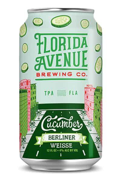 Florida Avenue Cucumber Berliner Weisse