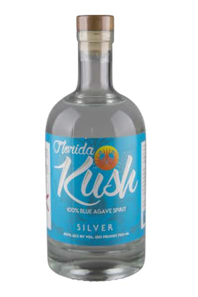 Florida Kush Silver Tequila
