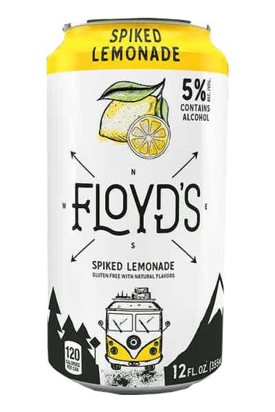 Floyd's Spiked Lemonade