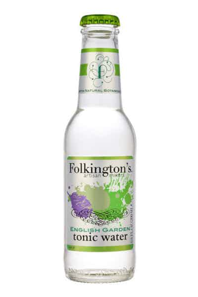 Folkington's English Garden Tonic Water